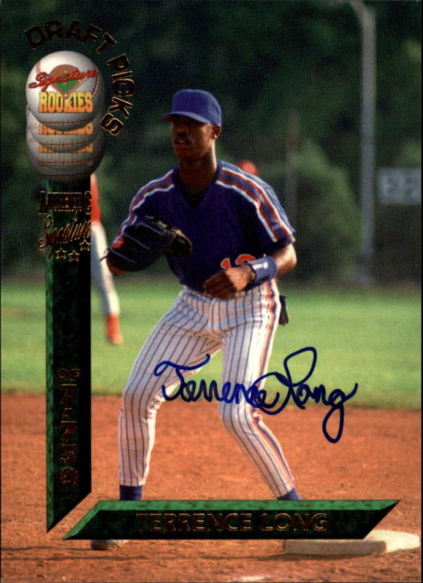 1994 Signature Rookies Draft Picks Signatures