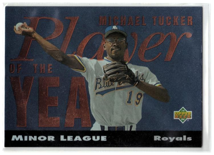 1994 Upper Deck Minors Player of the Year