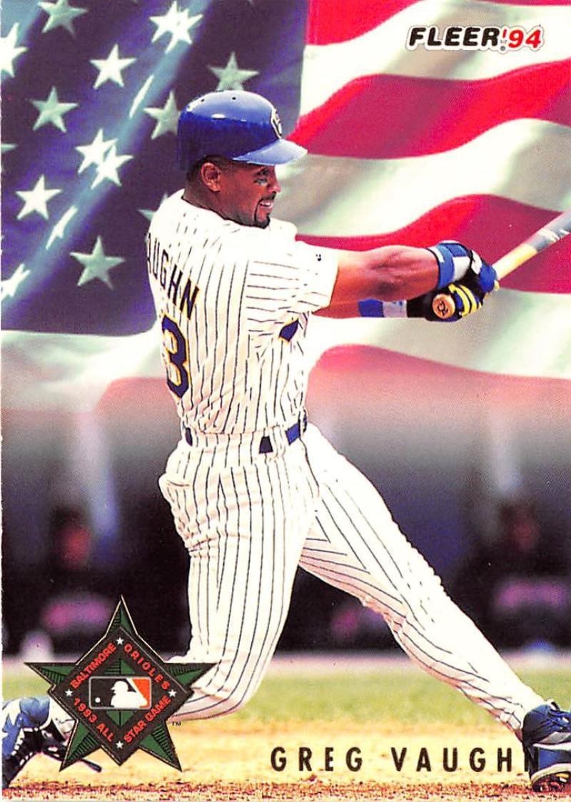 1994 Fleer  All Stars