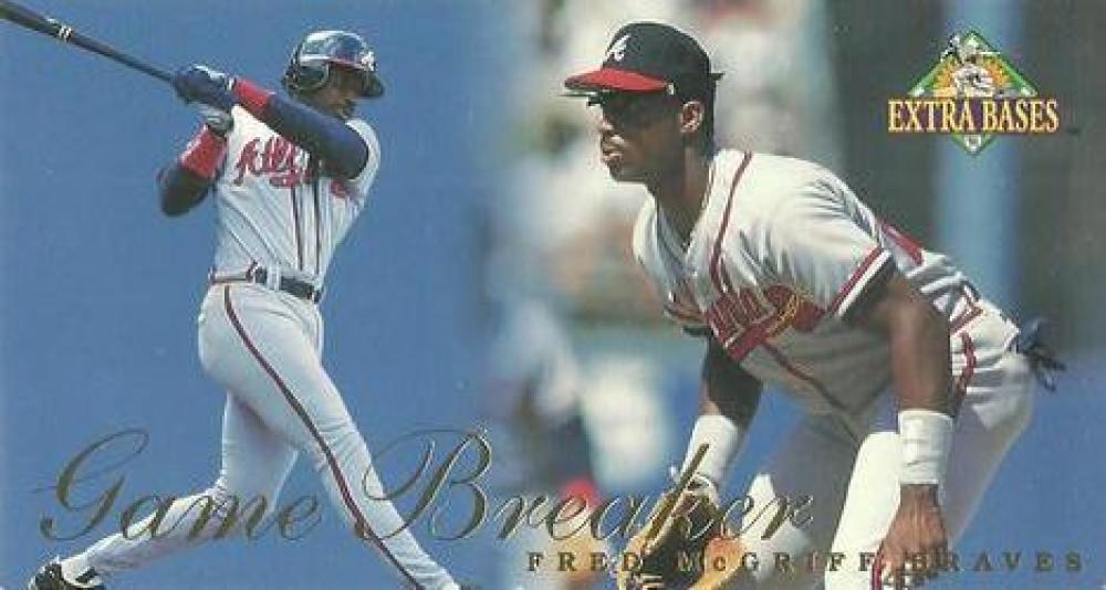 1994 Fleer Extra Bases  Game Breakers