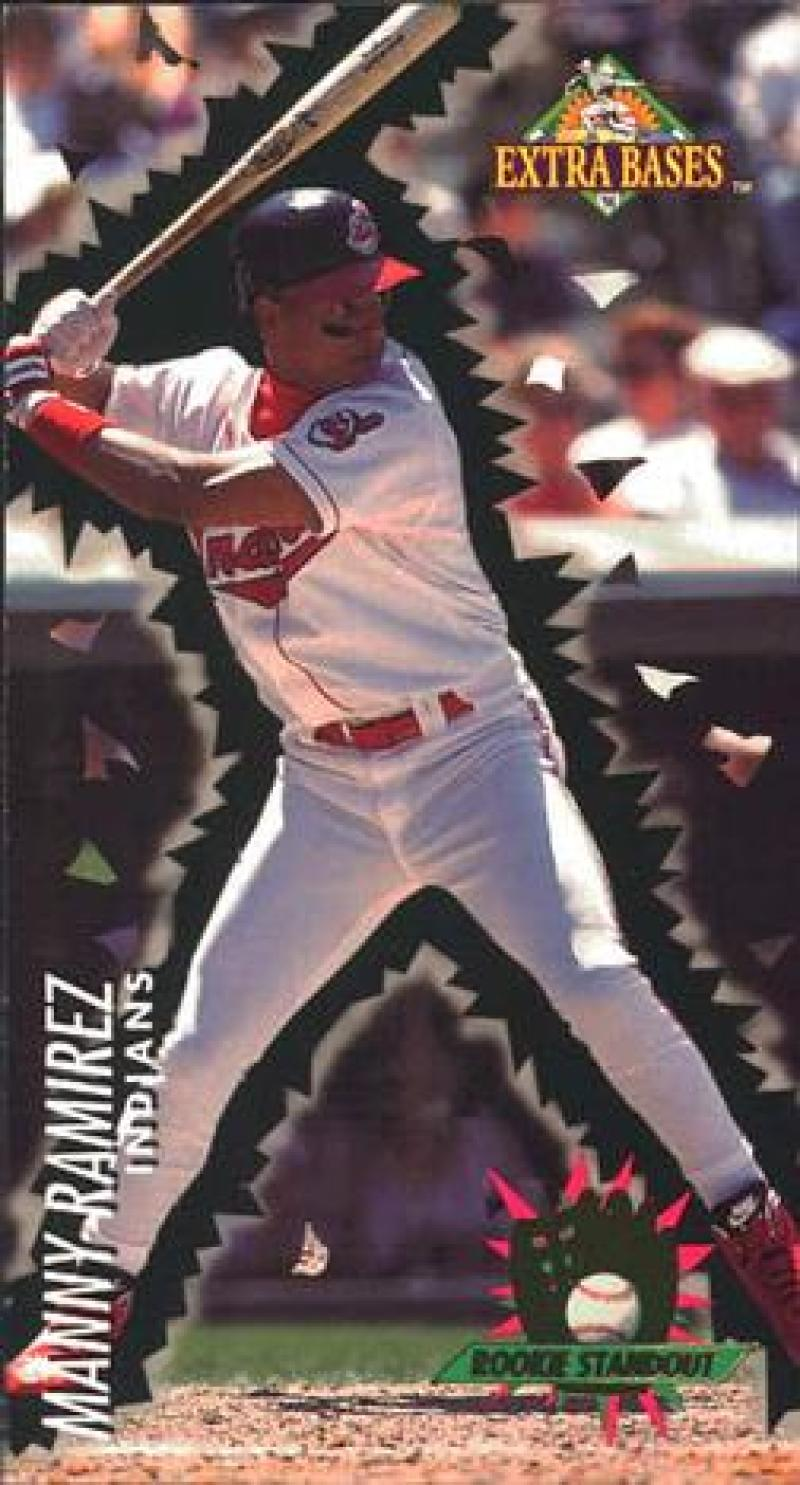1994 Fleer Extra Bases  Rookie Standouts