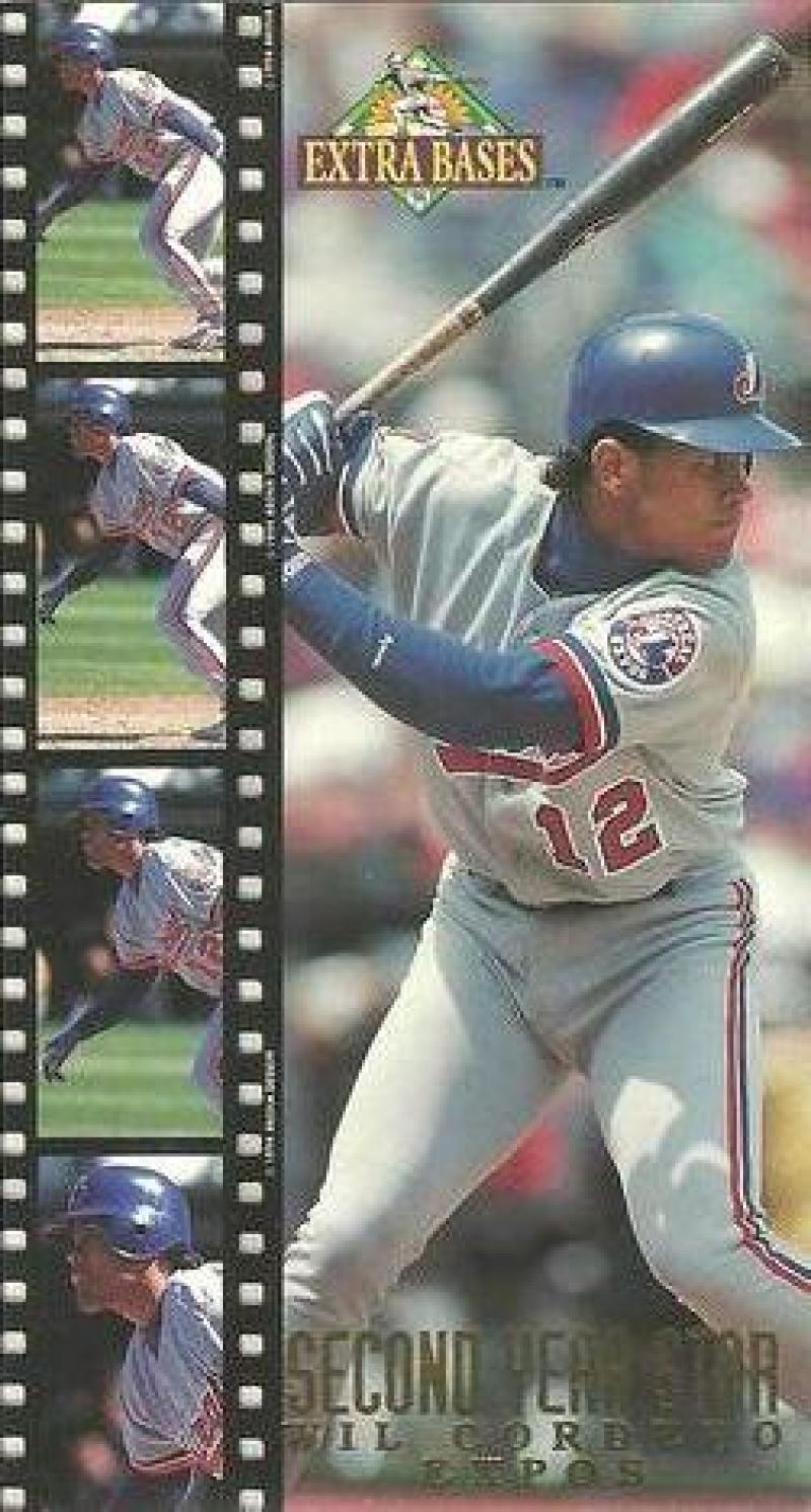1994 Fleer Extra Bases  Second Year Stars