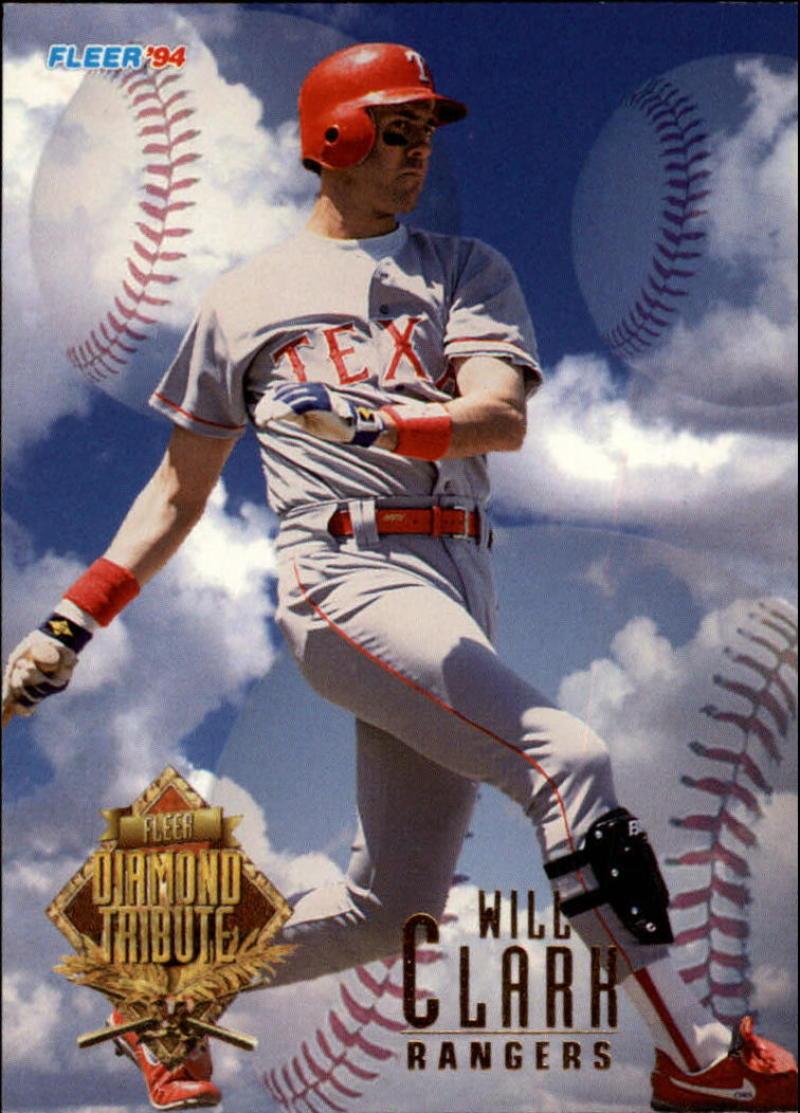 1994 Fleer  Update Diamond Tribute