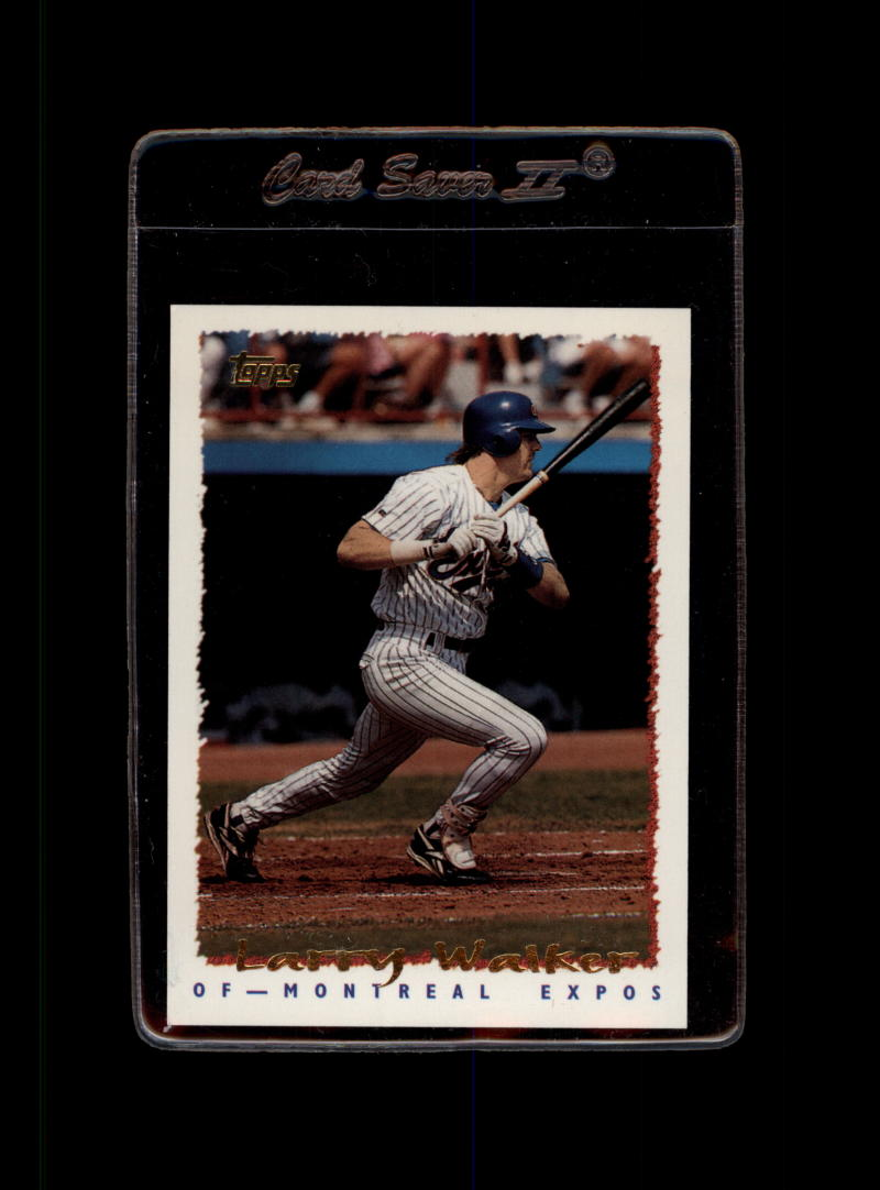 1994 Topps  1995 Topps Pre-Production