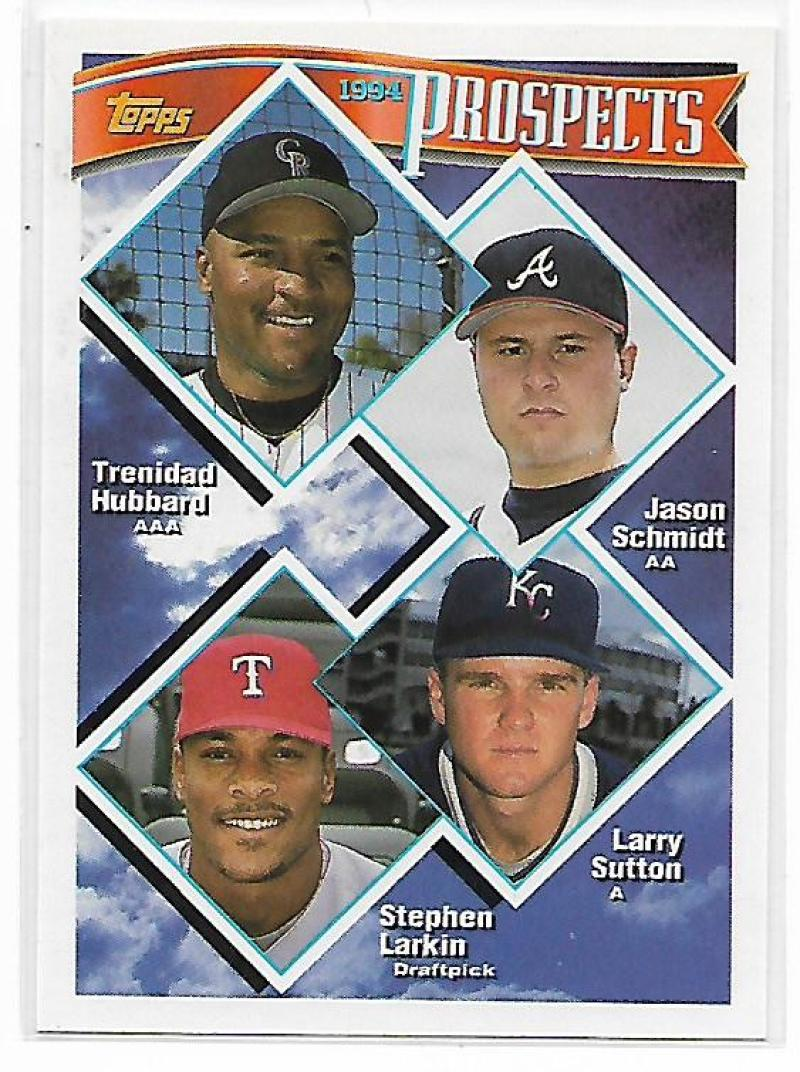 1994 Topps Traded