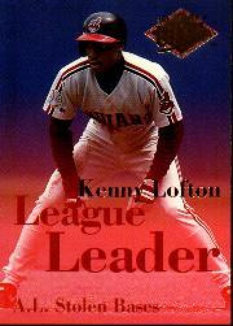 1994 Fleer Ultra League Leaders