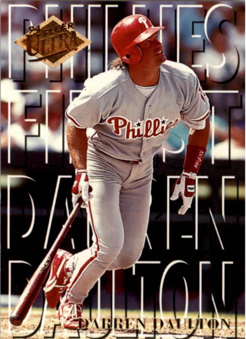1994 Fleer Ultra Phillies Finest