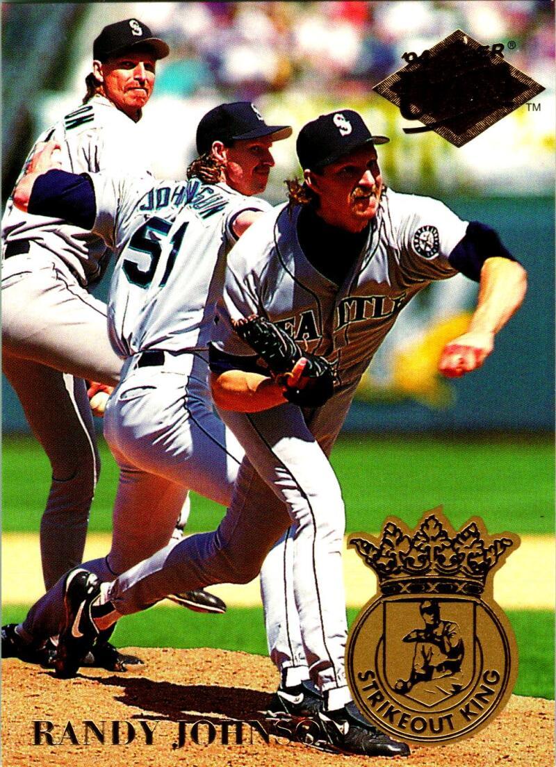 1994 Fleer Ultra Strikeout Kings