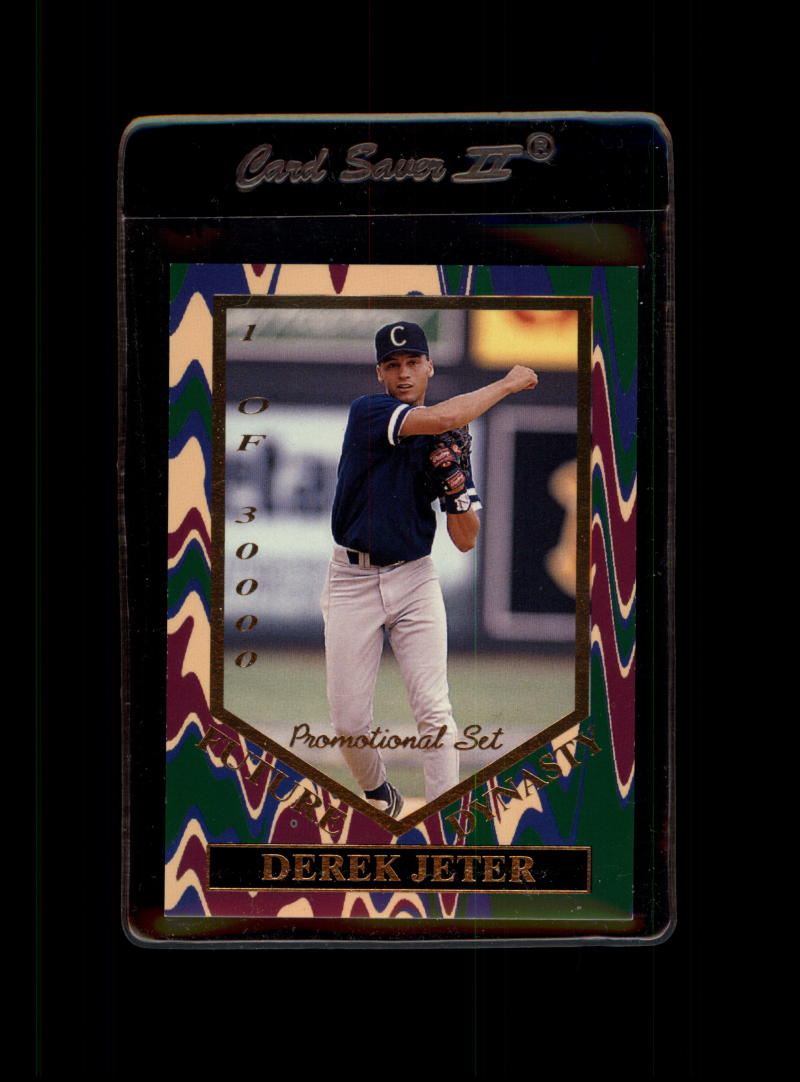 1995 Signature Rookies  Future Dynasty Promotional