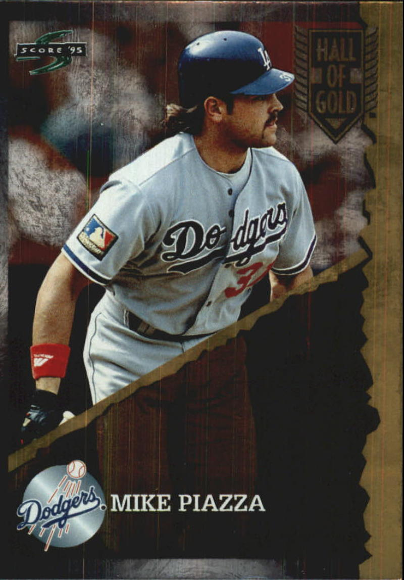 1995 Score  Hall of Gold