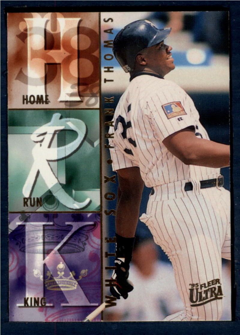 1995 Fleer Ultra Home Run Kings