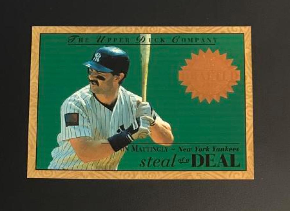 1995 Upper Deck  Steal of a Deal
