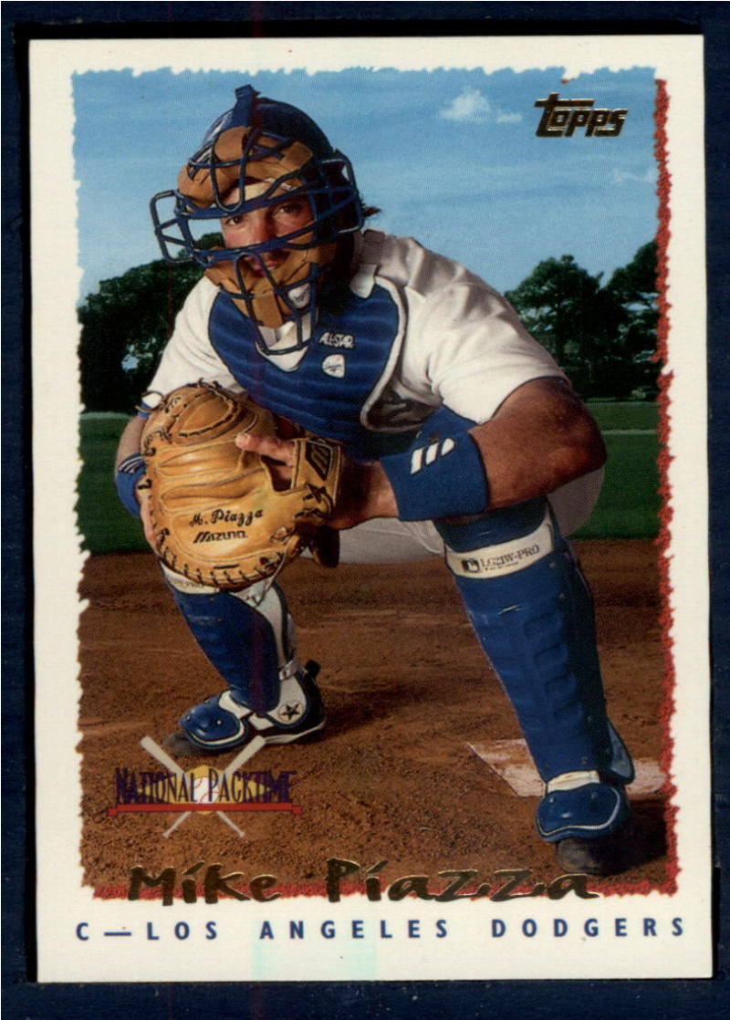 1995 Topps National Packtime