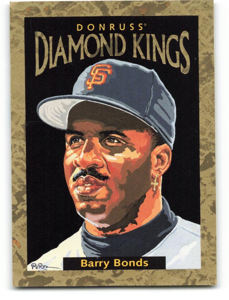 1996 Donruss  Diamond Kings