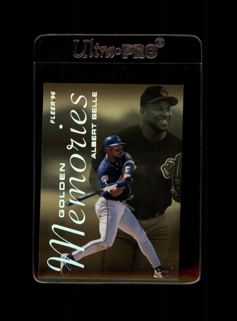 1996 Fleer  Golden Memories