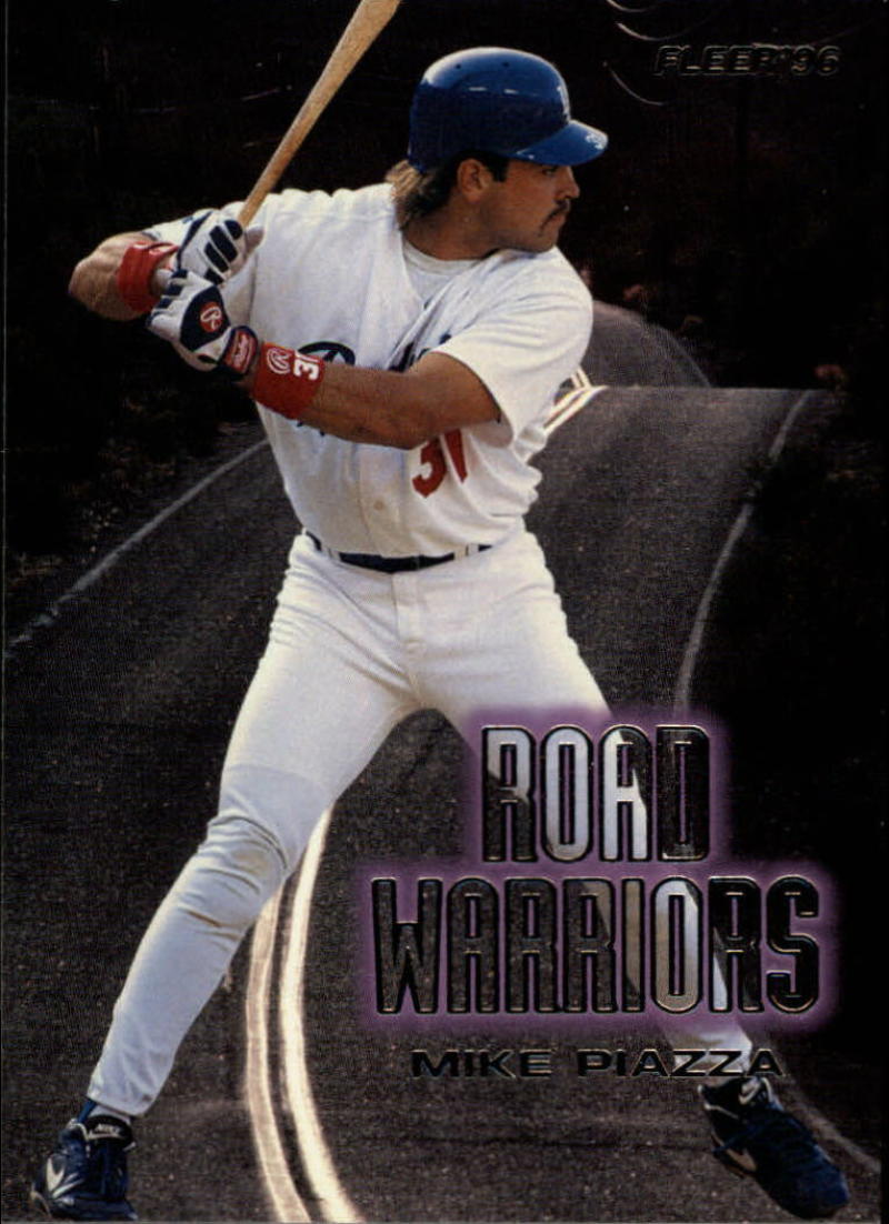 1996 Fleer  Road Warriors