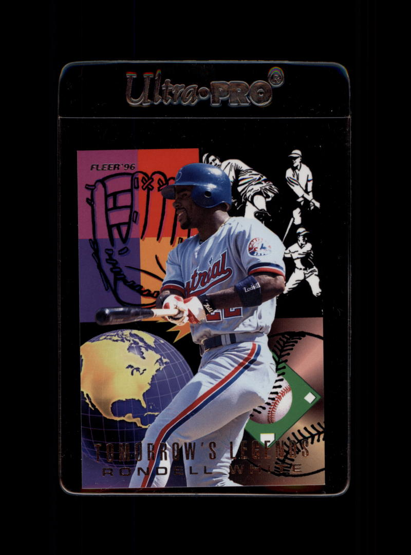 1996 Fleer  Tomorrow's Legends