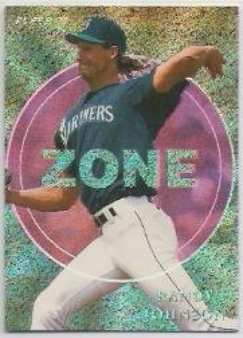 1996 Fleer  Zone