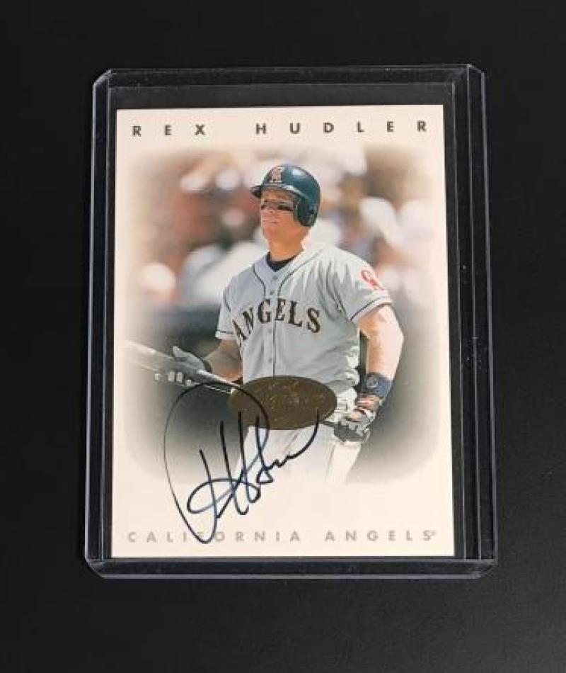 1996 Leaf Signature Series Autographs Gold