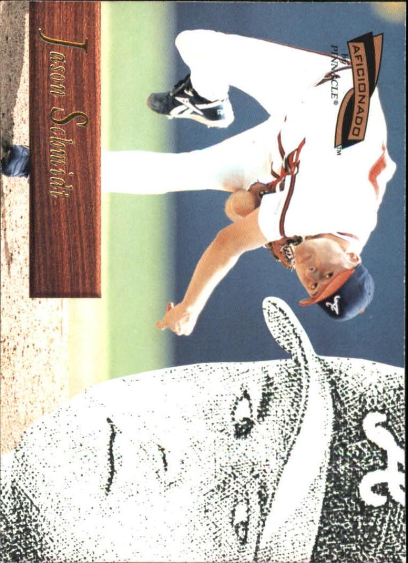 1996 Pinnacle Aficionado