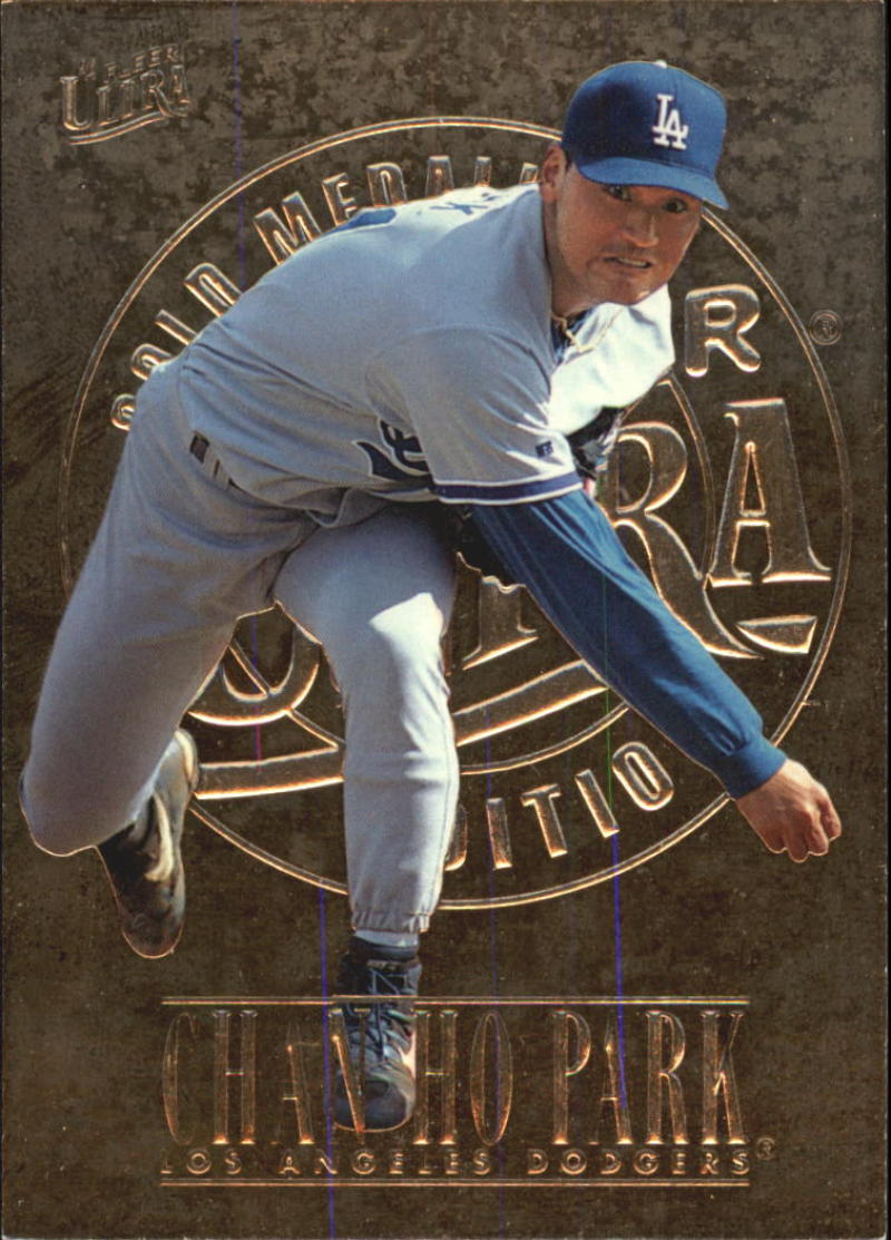 1996 Fleer Ultra Gold Medallion