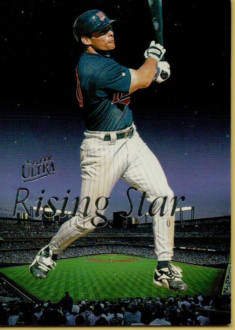 1996 Fleer Ultra Rising Stars