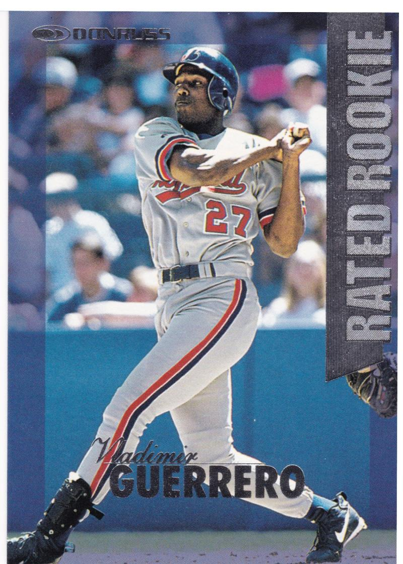 1997 Donruss  Rated Rookies
