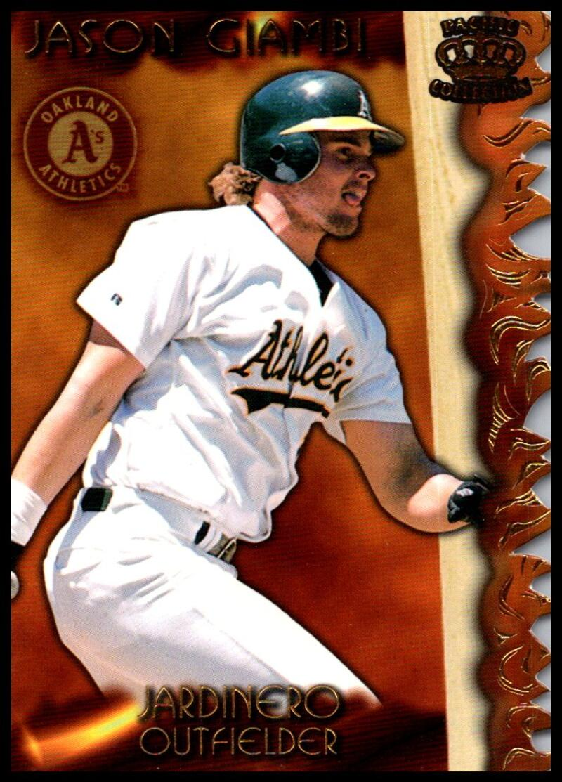 1997 Pacific Prisms Sizzling Lumber