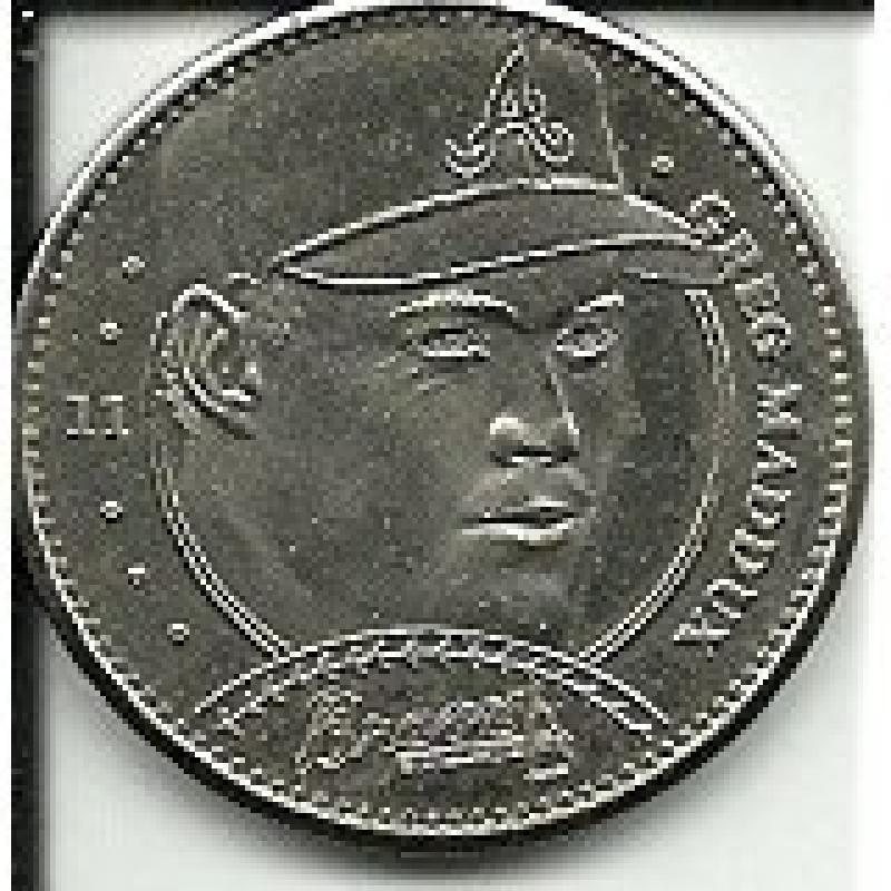 1997 Pinnacle Mint Coins Nickel