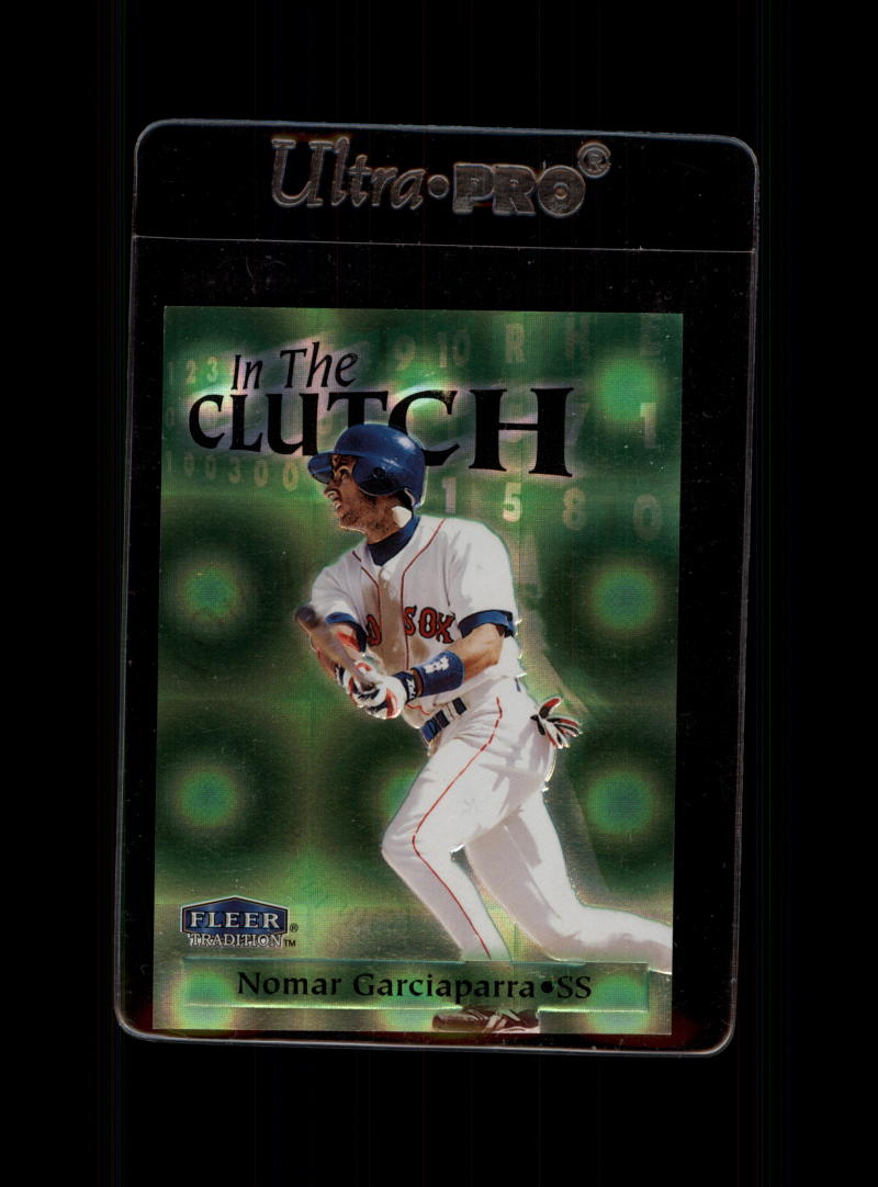 1998 Fleer Tradition In The Clutch