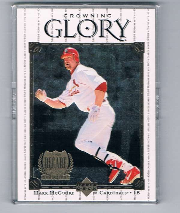 1999 Upper Deck  Crowning Glory