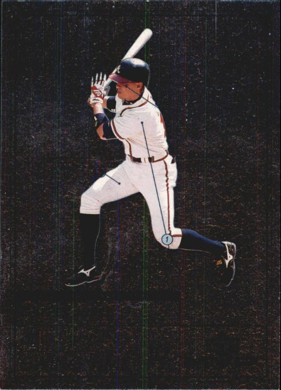 1999 Upper Deck MVP Swing Time