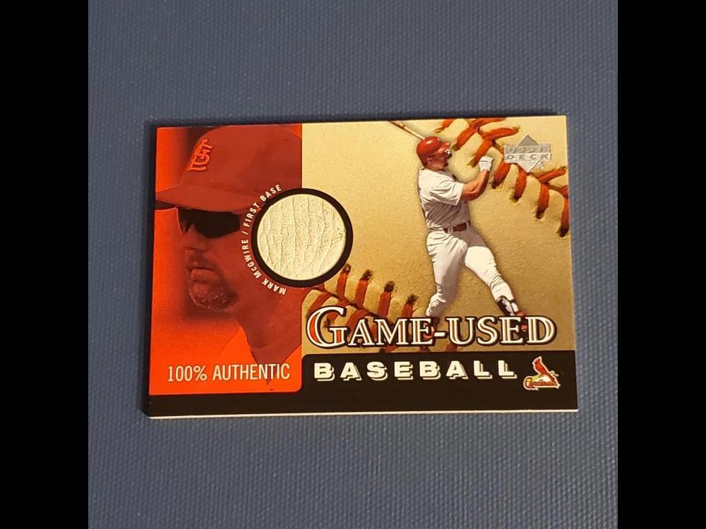 2000 Upper Deck  Game Ball