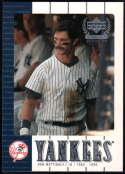 2000 Upper Deck Yankees Legends #6 Don Mattingly NM Near Mint