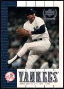2000 Upper Deck Yankees Legends #36 Rich Gossage NM Near Mint