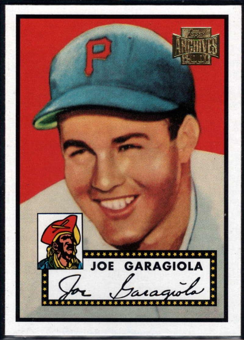 Baseball MLB 2001 Archives #228 Joe Garagiola 52 NM-MT Pirates