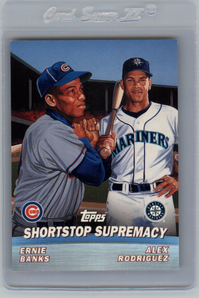 2001 Topps  Combos