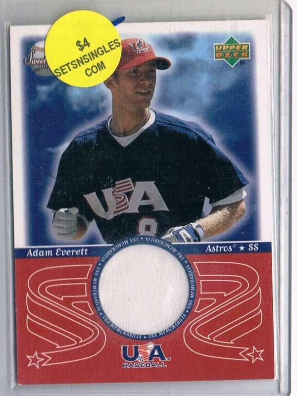 2002 Sweet Spot  USA Jerseys