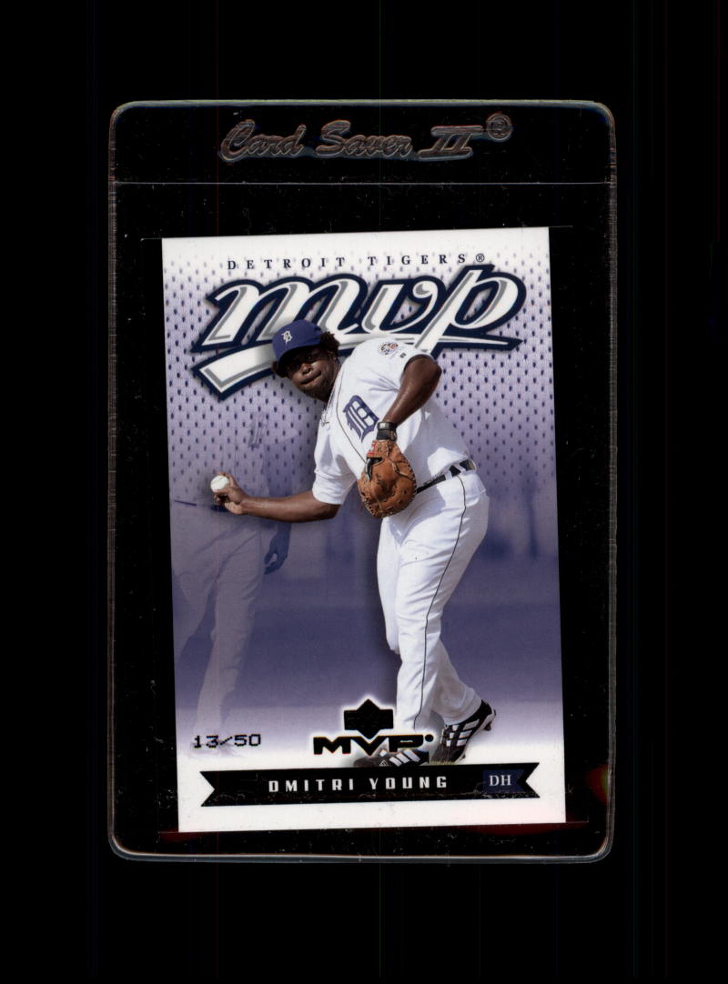 2003 Upper Deck Mvp Baseball Card Checklists Ultimate