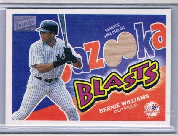 2004 Topps Bazooka Blasts Bat Relics
