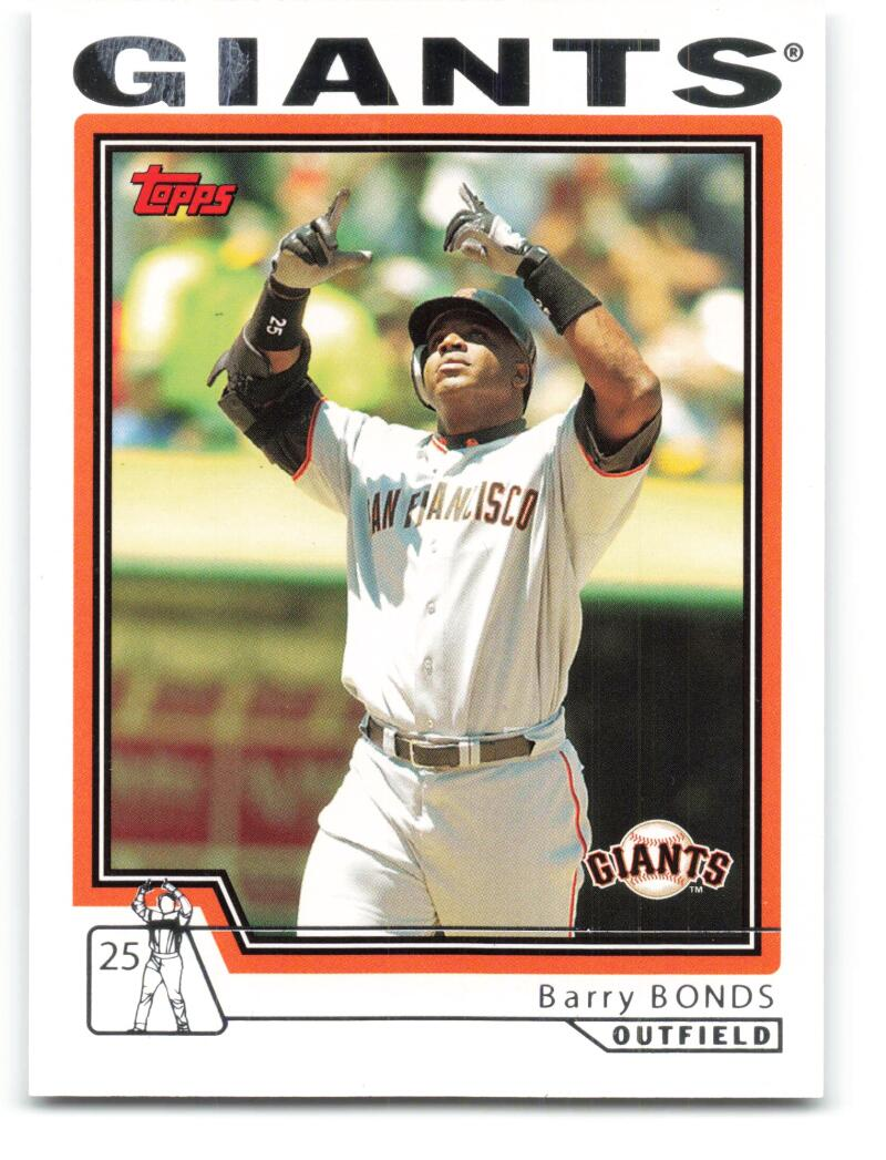 2004 Topps Traded