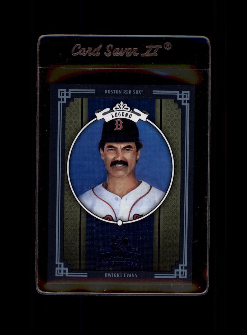 2005 Donruss Diamond Kings Framed Blue