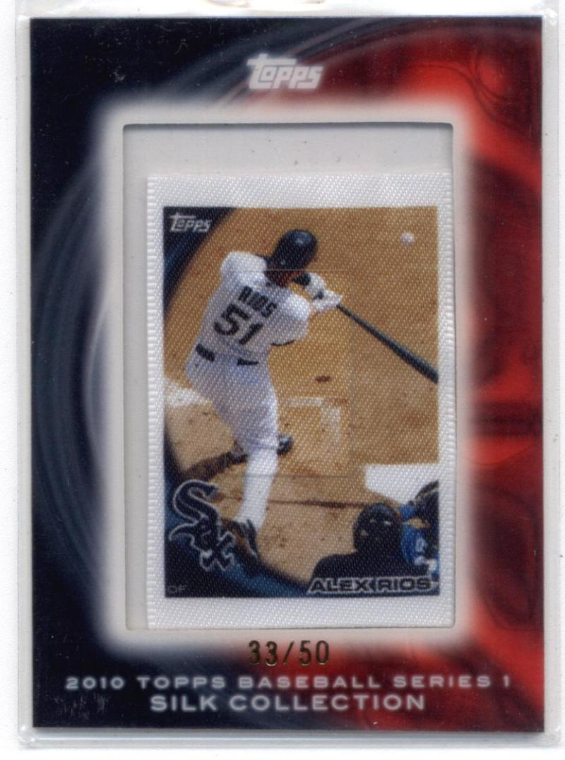 2010 Topps  Silk Collection