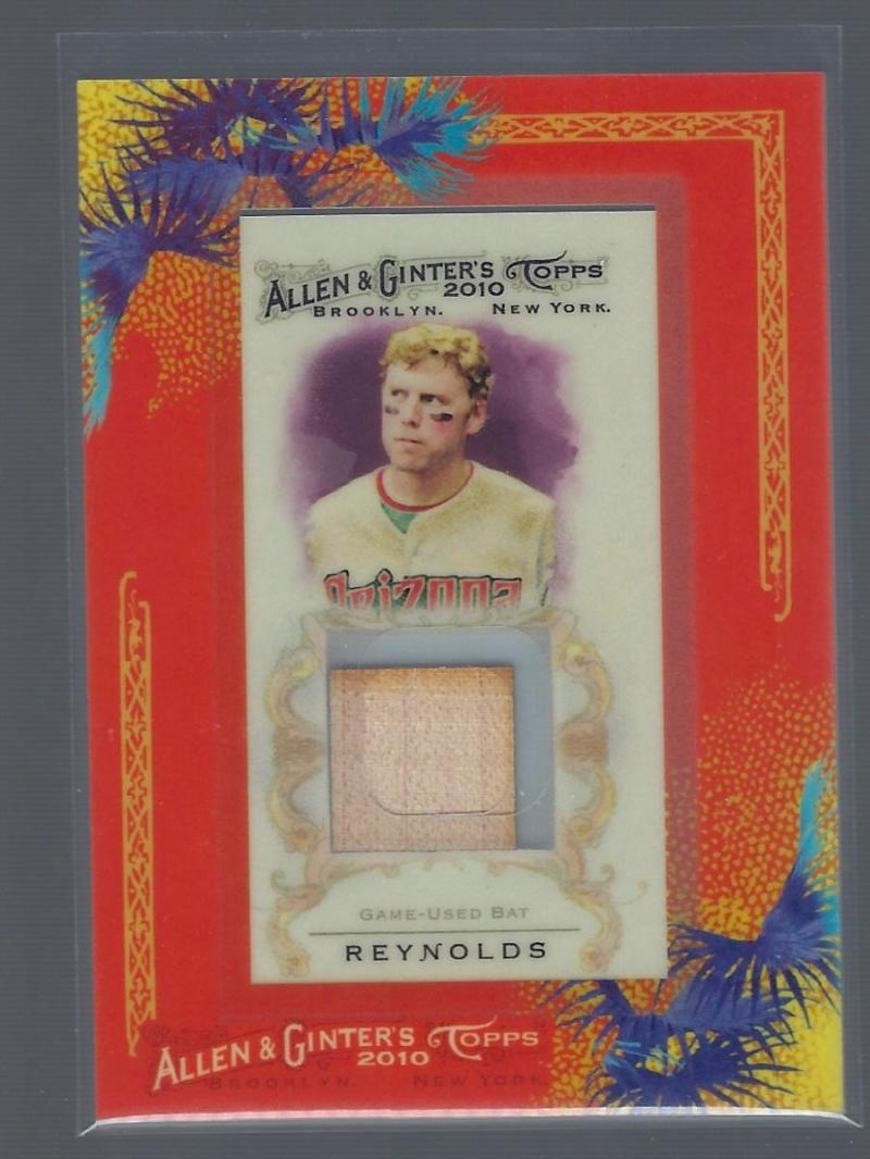 2010 Allen and Ginter  Relics