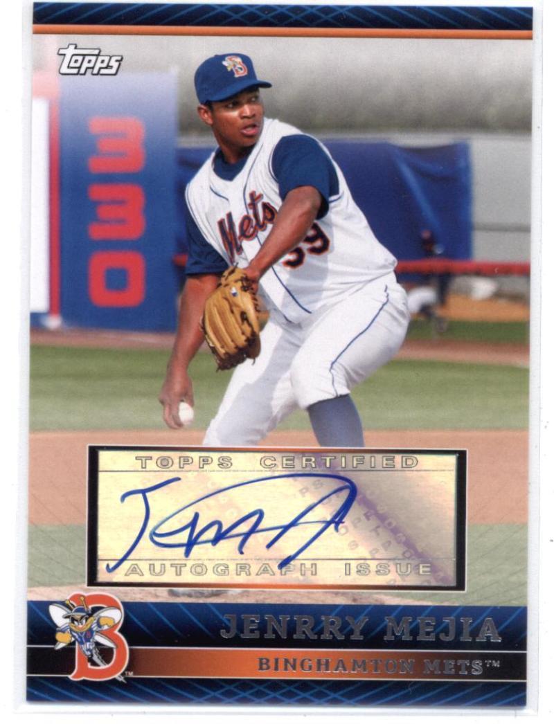 2010 Topps Pro Debut Prospect Autographs