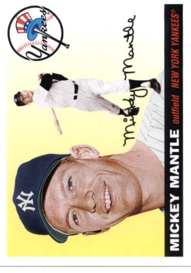 2011 Topps  60 Years Of Topps The Lost Cards Original Back