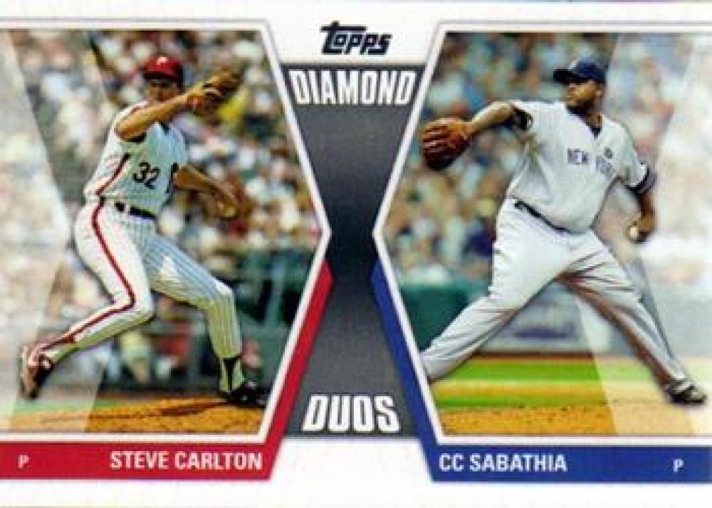 2011 Topps  Diamond Duos Series 1