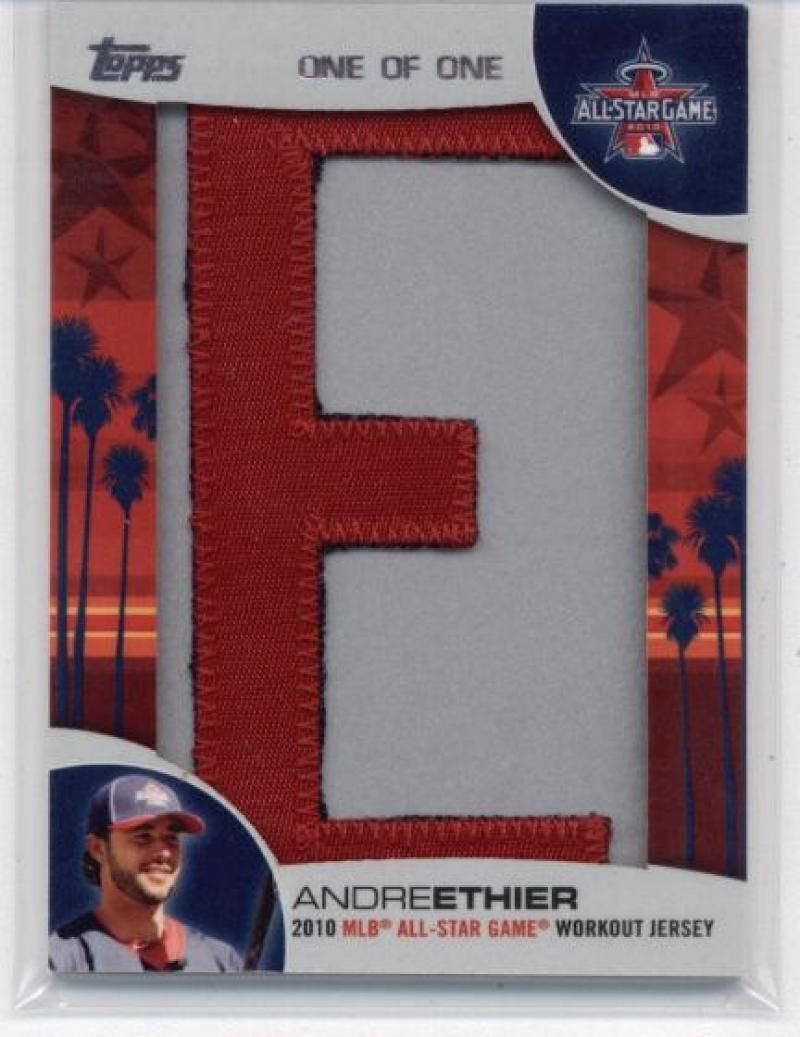2011 Topps  In The Name Relics