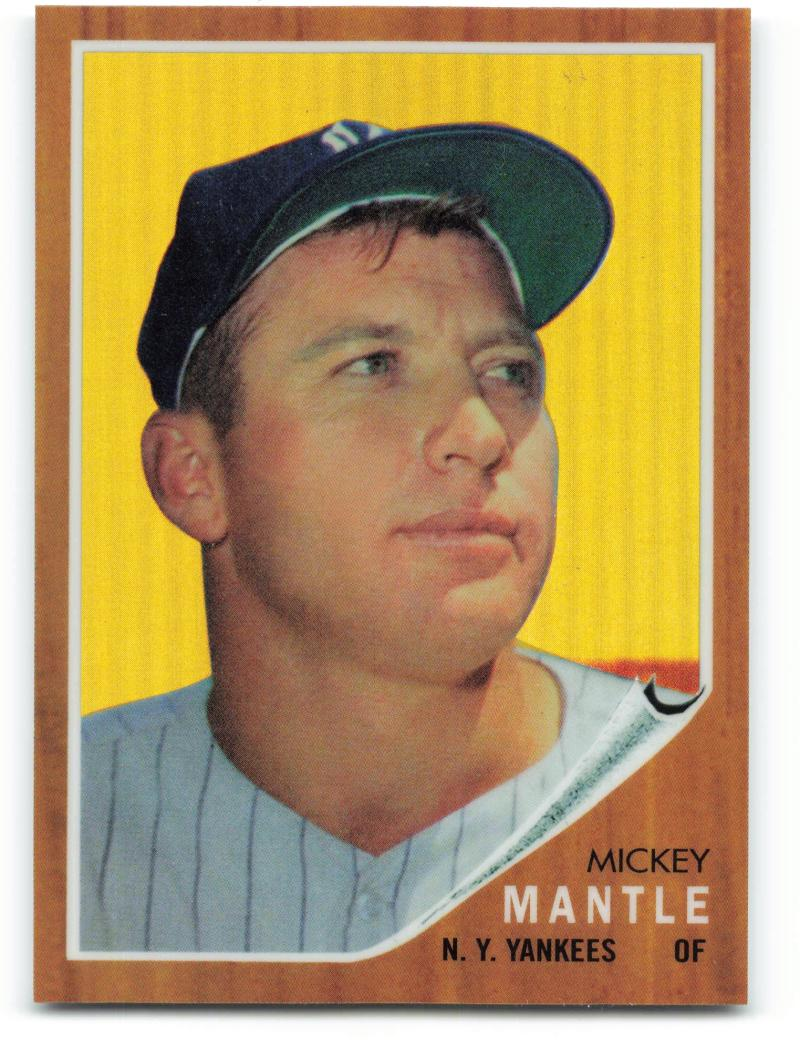 2011 Topps  Mickey Mantle Gold