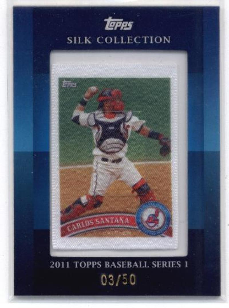2011 Topps  Silk Collection